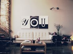 27 letters, designed by Giuseppe Salerno and Paco González #you
