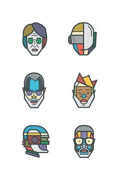 Lookheroes zoom #illustrations