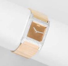 Diamond Ladies Wrist Watch