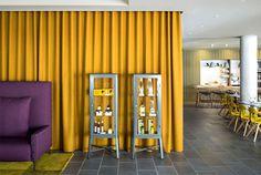 New OKKO Hotel by Patrick Norguet new okko hotel patrick norguet #hotel #design #restaurant