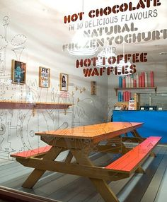 FFFFOUND! | Lick, Brighton | We Heart: Essential Lifestyle Guide #interiors