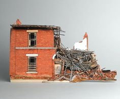 Broken Houses - today and tomorrow #direction #photography #art #interesting