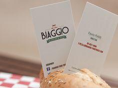 Creating a Fresh Urban Concept for BIAGGIO Food Truck- TBP Brand Design Agency