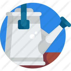 See more icon inspiration related to farming and gardening, ecology and environment, sprinkle, watering can, gardening, watering, garden and water on Flaticon.