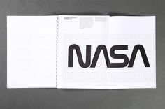 NASA 1976 Identity Guidelines: Update | #international #swiss #modern #nasa #itc #typographic #grid #style #typography