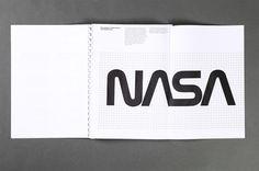 NASA 1976 Identity Guidelines: Update | #international #swiss #modern #nasa #itc #typographic #grid #style #typography