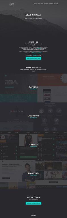 Syke pixel #layout #web