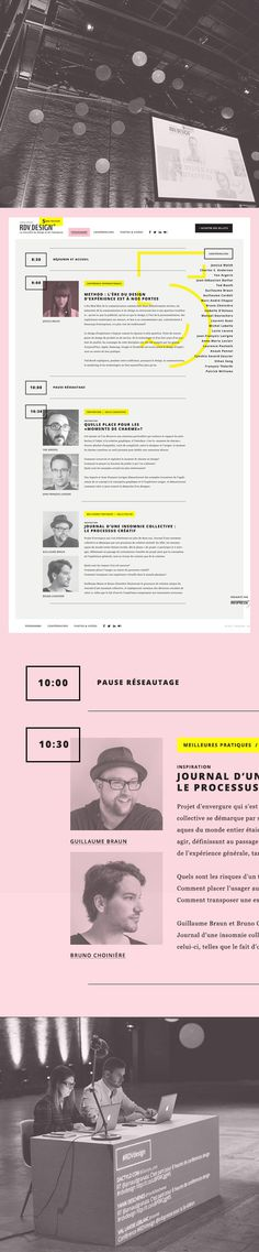RDV Design 5eme édition on Behance #digital #web #evite #invitation