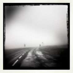 Sans Titre, photography by Sylvain Lagarde #road