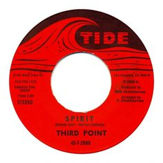 Center Of Attention | The Art Of Record Center Labels | Third Point – Spirit #record #vinyl #inch #typography