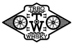 logo for Turbo whiskey #graphicdesign #logodesign