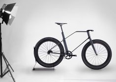 Coren Urban Carbon Bike #tech #modern #design #futuristic #craft #illustration #industrial #art