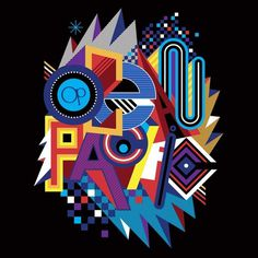 MWM Graphics | Matt W. Moore #type #illustration
