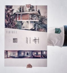 T(H)REE on Behance #f #n #u