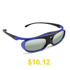 Active #Shutter #3D #Glasses #DLP #Link #Shutter #for #Z4 #Aurora #H1 #- #BLUE