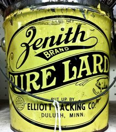Badge Hunting | Allan Peters #script #packaging #lard #vintage #zenith