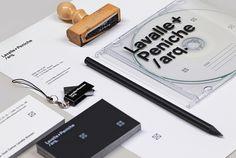 Bienal | Comunicación - Lavalle + Peniche /arq. #print #stationery