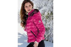 Moncler Women Clairy Down Jacket Pink #fashion