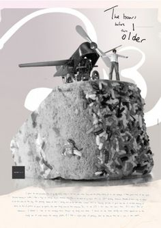 FACTORY 16 11 » 23 #toys #design #child #food #photography #vintage #poster #art #manipulation