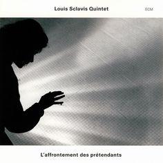 Images for Louis Sclavis Quintet - L'Affrontement Des Prétendants #album #univers #minimalism #cover #ecm #silhouette #records