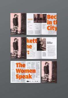 Beckett in the City: The Women speak – #urbend