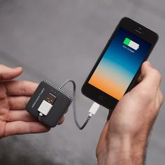 Jump Charging Cable by Native Union #tech #flow #gadget #gift #ideas #cool
