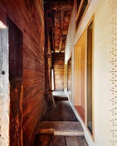 CasaC 6 #wood #house #architecure