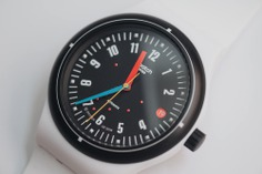 Minimal Swatch Sistem Bau Watch Review — minimalgoods