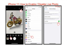 iPhone 11: How to Enable / Disable Live Photo. @photoandtips #iphone #iphone11 #iphonecamera #iphone11pro #iphone11promax #iphonephotography #iphonecameratravel #iphone11tips #iphonecamera #iphonephototips #iphonephoto #iphone11travel #iphoneimage #photography #photoandtips #smartphonecamera #smartphonephoto #photographytips #traveltips