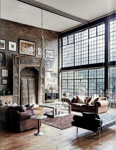 #architecture #interior #loft #classical