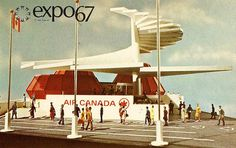 Expo 67 | Flickr Photo Sharing! #canada #expo #montreal #air #67