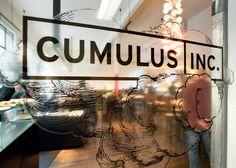Selected Work - Cumulus Inc. - studio round | multi-disciplinary design | melbourne, australia / Bench.li #design #logo