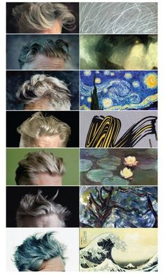 lynch.png (imagem PNG, 600×1000 pixels) #hair #david #painting #lynch