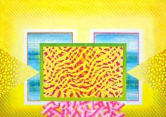 Felid+Semblance+copy.jpg (image) #leopard #abstract #bina #print #dan #zebra #painting #art