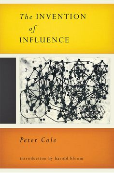 EileenBaumgartner_InventionOfInfluence_PeterCole.jpg #editorial #type #cover #books #editorial #type #cover