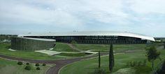 CJWHO ™ (Technogym Village by Antonio Citterio Patricia...) #construction #design #landscape #architecture #italy