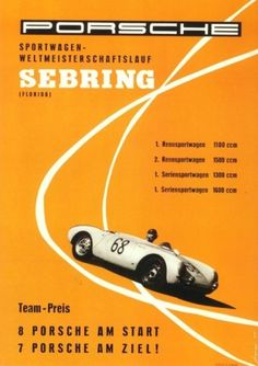 Porsche Racing Poster Collection » ISO50 Blog – The Blog of Scott Hansen (Tycho / ISO50) #posters #porsche #vintage