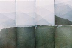 Michael Valiquette #lomography #mountains #landscape