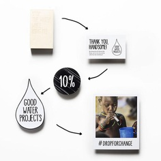 You can be part of our new Good Water Project 'Drop For Change'! All you need to do is order one of our new All Natural Cucumber Lime and Lemon Honey Bar Soaps! 10% of all revenues will directly go to our new project which brings fresh drinking water to schools in Kenya! #dropforchange ‪‎#stopthewaterwhileusingme ‪#goodwaterprojects #worldwaterday #worldwaterday2016 #bethechange #equality #wearewater #makeadifference