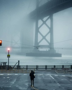 Striking Urban Photos in San Francisco by Danny Duong