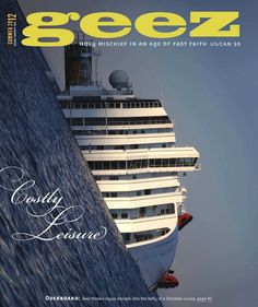 Geez (Winnipeg, MB, Canada) #cover #magazine
