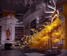 Surreal Fashion Photography by Miss Aniela #fashion #surreal #photography