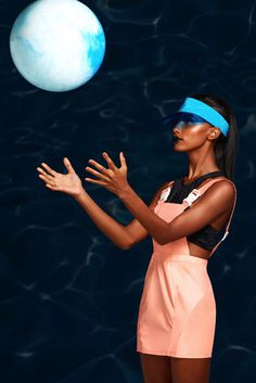 Jasmine Tookes for Nasty Gal #model #girl #photography #fashion #editorial