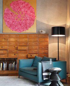 Casa Cor Rio 2013 - Bedroom Concept by Gisele Taranto Arquitetura - #decor, #interior, #homedecor,