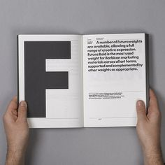 FFFFOUND! #book #typography