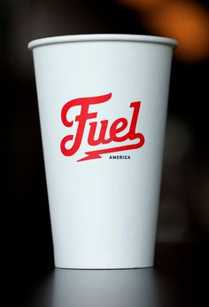 Fuel by Commoner, Inc. #coffee #print #cup