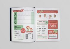 Bureau Bruneau #book #typography
