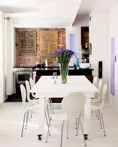 CREATIVE LIVING from a Scandinavian Perspective: Some Finnish Inspiration #interior #design #kitchen #deco #decoration