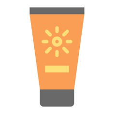 See more icon inspiration related to sunscreen, lotion, sun, cream, loathing, sun lotion, healthcare and medical, sun cream, sunbathing, beauty, protection and bottle on Flaticon.