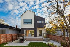 Modern Vancouver House